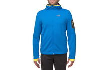The North Face Men&#039;s Mawang Full Zip avec capuche bleu athnes